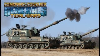 Command and Conquer: Generals Zero Hour |  Korean Army Last Updated 2017