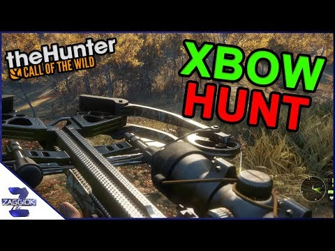 New Crossbow Call of the Wild