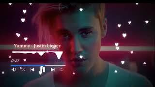 Justin bieber yummy ringtone ------------- sbuscrab my channel