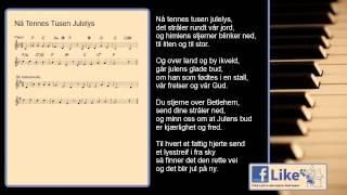 Nå Tennes Tusen Julelys Piano You Zing It