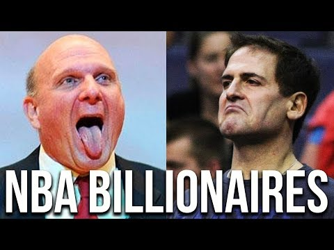 Top 10 Richest NBA Team Owners