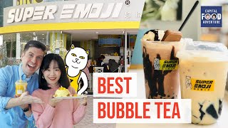 Australia's best bubble tea! Super Emoji - 超级喵の茶