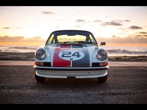 1973 Porsche RS Hotrod - One Take