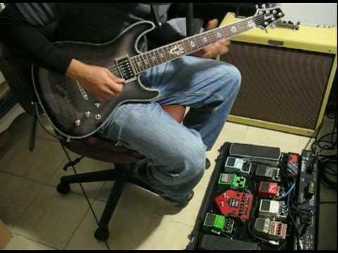 Hirajoshi - Japanese Scale - Guitar