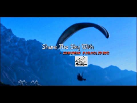 Paragliding || Mardi Himal NEPAL 🇳🇵|| Pokhara To Mardi Himal ||