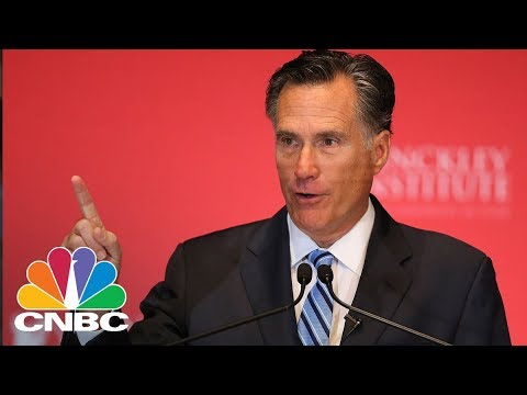 Mitt Romney Urges Trump To Apologize For Charlottesville Reaction | CNBC