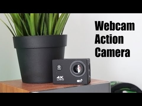 Using Action Camera as Webcam to Stream on Twitch