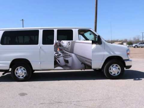 2014 ford e series wagon e 350 super duty ext xlt youtube. Black Bedroom Furniture Sets. Home Design Ideas