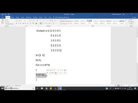 MATLAB CODY CHALLENGE Problem 4 | Checkerboard matrix