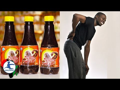 Steve - Energy drink is banned in Zambia 'because it has been spiked with VIAGRA'