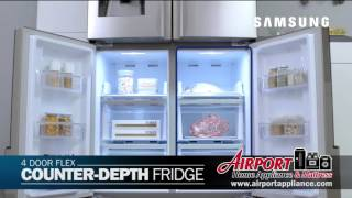 Samsung 4-Door Flex Refrigerat…
