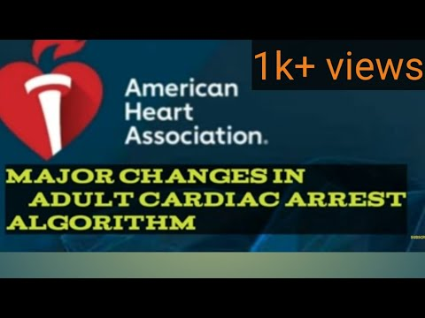 2020 AHA CPR guidelines || Major differences from 2015 ACLS guidelines || Medical Titbits