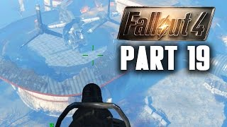 Fallout 4 Walkthrough Part 19 - FLYING IN A VERTIBIRD (PC Gameplay 60FPS)