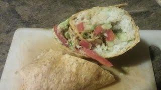 Asian Burrito