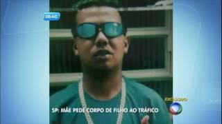 Mulher pede ajuda a traficantes para enterrar corpo do filho em Piracicaba (SP)