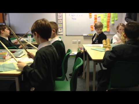 Year 5 Music Lessons: Percussion