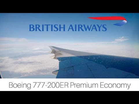 Trip Report | British Airways | Washington DC - London | World Traveller Plus | Boeing 777-200ER
