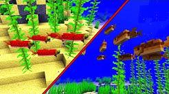 Endlich FISCHE! MEGA UPDATE! - Minecraft Update 1.13 - 18w08b