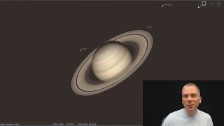 Eyes on the Sky: Observing Saturn