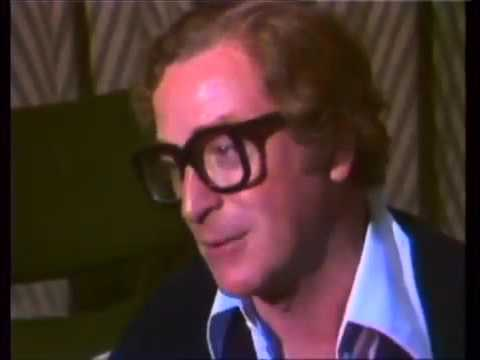 Michael Caine Thames News