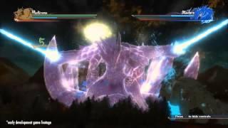 Naruto Shippuden: Ultimate Ninja Storm 4 | Gameplay trailer | PS4