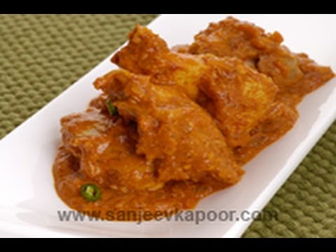 south indian chicken curry recipe vahrehvah youtube