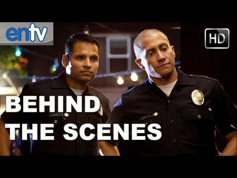 End Of Watch 'Behind The Scenes' Exclusive Featurette [HD]