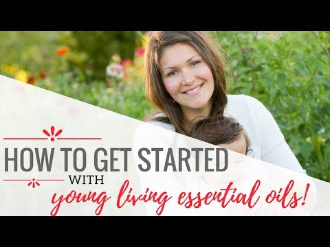 How to Get Started With Young Living Essential Oils | The Homemade Life