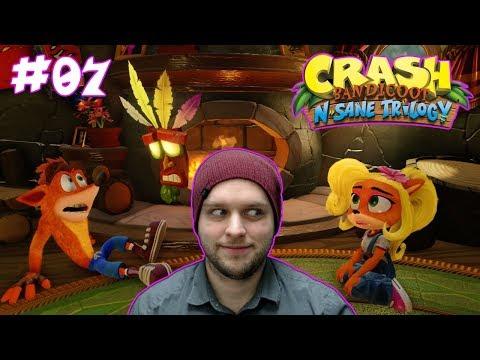 Jetpack With Bad Controls Now?! - Crash Bandicoot N. Sane Trilogy [Cortex Strikes Back] Gameplay #07