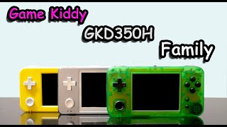 The Game Kiddy 350H (GKD350H) Family - Which One do You like?