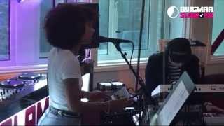 Rochelle doet Fools Paradise live | Bij Igmar