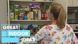 How to Organise Your Kitchen Storage | Indoor | Great Home Ideas
