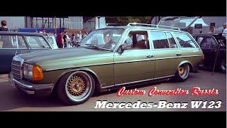 CCR2016 - Mercedes-Benz W123 (от Unaided Customs|*Самостоятельная Мастерская*|)