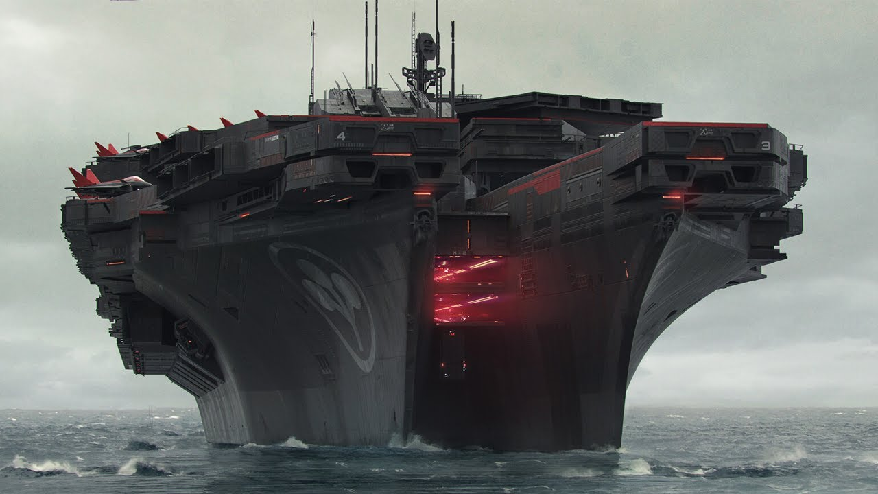 Download US Testing its New Gigantic $13 Billion Aircraft Carrier