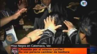 Extranormal Rituales Satanicos Misa Negra en Catemaco 2da parte 14 marzo 2010