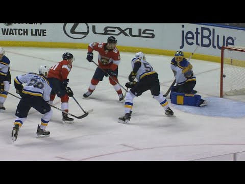 10/12/17 Condensed Game: Blues @ Panthers