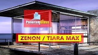 Безрамное остекление PanoramGlass ZENON & TIARA MAX.(Производитель систем безрамного остекления PanoramGlass. Наши технологии безрамного остекления применяются..., 2015-07-09T11:56:08.000Z)
