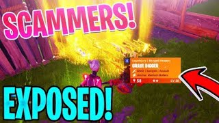 Funniest scammer gets scammed credits go to Endo-Fortnite go subscribe his vid