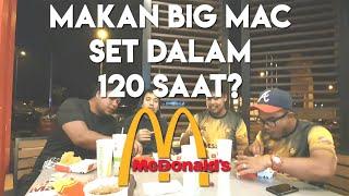 #19 MELANTAK | #120SecondsMcDChallenge bersama Manjung Rugby - Boleh ke chor?