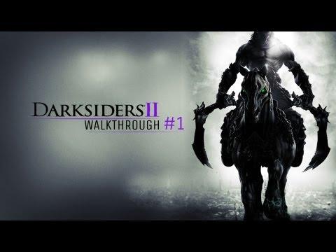 Darksiders II - Walkthrough #1