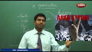 GLOBALISATION- AP & TS Class 10th State Board Syllabus Social Studies