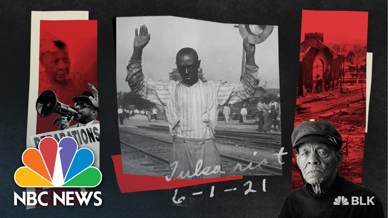 Download Blood On Black Wall Street: The Legacy Of The Tulsa Race Massacre