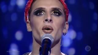 Diego Martins levanta 78 jurados ao som de I Will Survive, mas não se classifica