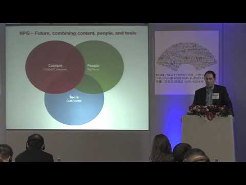 China-UK Digital Forum - Steven Inchcoombe, Managing Director, Nature Publishing Group