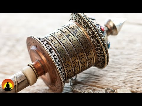 Tibetan Meditation Music, Relaxing Music, Music for Stress Relief, Background Music, ☯3234