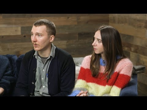 "Paul Dano discusses his film ""Wildlife"" at IndieWire's Sundance Studio"