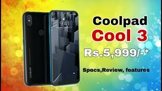 Coolpad cool3