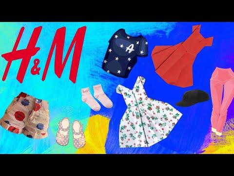 H&M | ОБЗОР КЛАССНОЙ ДЕТСКОЙ ОДЕЖДЫ