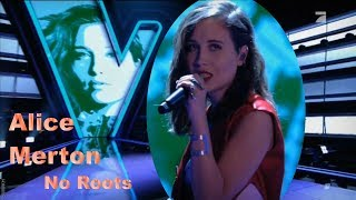 Alice Merton - No Roots  || The Voice 2019 (Germany)