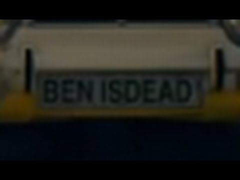 BEN IS DEAD? Easter egg in 'on top of the world' music video